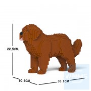 Jekca - 紐芬蘭犬 01S(三種顏色)