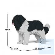Jekca - 紐芬蘭犬 01C(三種顏色)