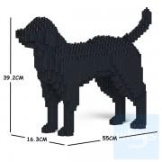 Jekca - 拉布拉多犬 01C(五種顏色)