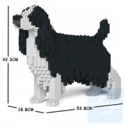 Jekca - 史賓格犬 01C(三種顏色)