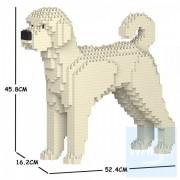Jekca - 拉布拉多貴賓犬 01C(三種顏色)