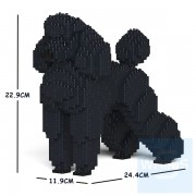 Jekca - 標準型貴婦狗 01S (六種顏色)