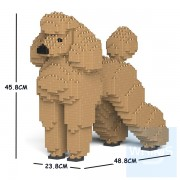 Jekca - 標準型貴婦狗 01C (六種顏色)