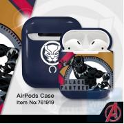 Marvel - AirPods保護硬殼(黑豹)