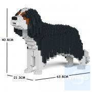 Jekca - 查理斯王騎士犬 01C(五種顏色)