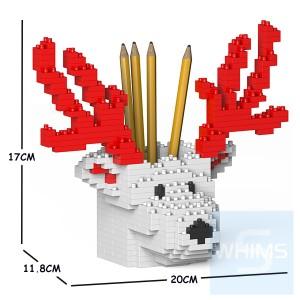 Jekca - 小鹿筆筒01S-M02