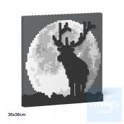 Jekca - 聖誕掛畫03S (30x30cm)
