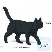 Jekca - 家貓 07S (白貓,黑貓,灰貓)