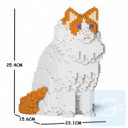 Jekca - 布偶貓 01S (四種顏色)