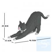 Jekca - 灰色禮服貓 04S