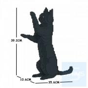 Jekca - 家貓 15S (白貓,黑貓,灰貓)