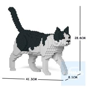 Jekca -黑白貓 11S-M02