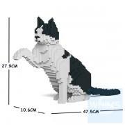 Jekca -黑白貓 12S-M02
