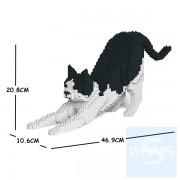 Jekca -黑白貓 13S-M02