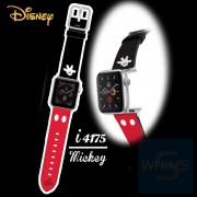 Disney - 米奇老鼠 Apple Watch 1-5代 錶帶 i4175