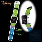 Disney - 反斗奇兵 三眼仔 Apple Watch 1-5代 錶帶 i4170