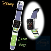 Disney - 反斗奇兵 巴斯光年 Apple Watch 1-5代 錶帶 i4172