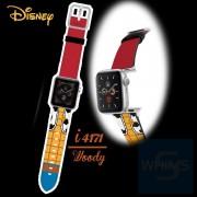 Disney - 反斗奇兵 胡迪 Apple Watch 1-5代 錶帶 i4171