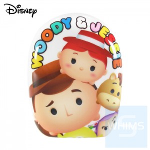 Disney - 正版授權 TSUM TSUM 暖蛋 (胡迪)
