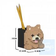 Jekca - 松鼠狗筆筒 01S