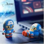 Bone - 美國隊長隨身碟 USB 3.0 ( 16G/32G ) Driver 3.0