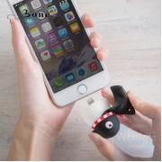 Bone - 企鵝小丸 iOS 雙頭隨身碟 USB 3.0 64G iDualDriver
