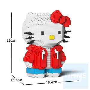 Jekca - Hello Kitty 05S