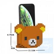 Jekca - 輕鬆小熊手機座 01S