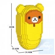 Jekca - 輕鬆小熊 01S