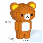 Jekca - 輕鬆小熊 03S