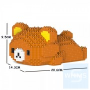 Jekca - 輕鬆小熊 04S
