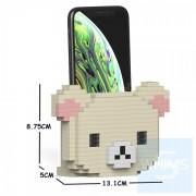 Jekca - 小白熊手機座 01S