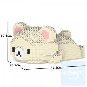 Jekca - 小白熊 03C