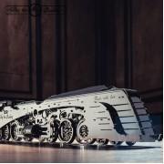 Time for Machine - Dazzling Steamliner 極光蒸氣火車