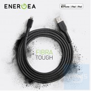 Energea - FibraTough USB-C to Lightning 快速充電線 3米