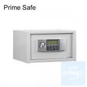 Prime Safe - ES-200CD-W 電子密碼/+鎖匙(有後備匙) 防盜夾萬