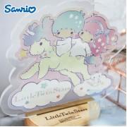 Sanrio - Little Twin Stars 亞克力LED燈 可自訂文字 (TS81L)