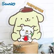 Sanrio - Pom Pom Purin 布丁狗 亞克力LED燈 可自訂文字 (PN81L)