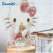 Sanrio - Hello Kitty 亞克力LED燈 可自訂文字 (KT81L)