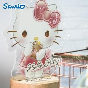 Sanrio - Hello Kitty 亞克力LED燈 可自訂文字 (KT81L)