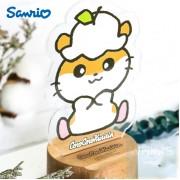 Sanrio - CoroCoroKuririn CK鼠 亞克力LED燈 可自訂文字 (CK81L)