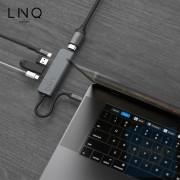 LINQ - 5合1 USB-C多端口集線器