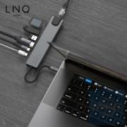 LINQ - 8合1 USB-C多端口集線器