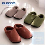 Elecom - ECLEAR Warm USB 溫熱拖鞋