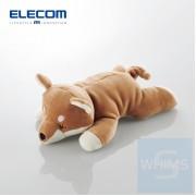 Elecom - MOCHIMAL 動物腕托x清潔墊之狗