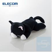 Elecom - MOCHIMAL 動物腕托x清潔墊之貓