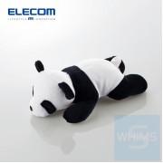 Elecom - MOCHIMAL 動物腕托x清潔墊之熊貓