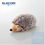 Elecom - MOCHIMAL 動物腕托x清潔墊之刺猬