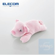 Elecom - MOCHIMAL 動物腕托x清潔墊之豬仔