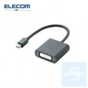 Elecom - Mini Displayport轉換器-轉為DVI